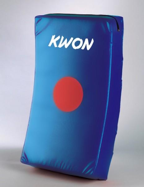 Schlagkissen gebogen blau by Kwon