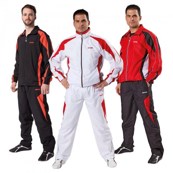 Trainingsanzug Performance Micro in 3 Farben by Kwon