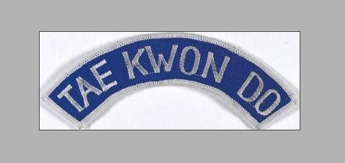 Taekwondo, engl.