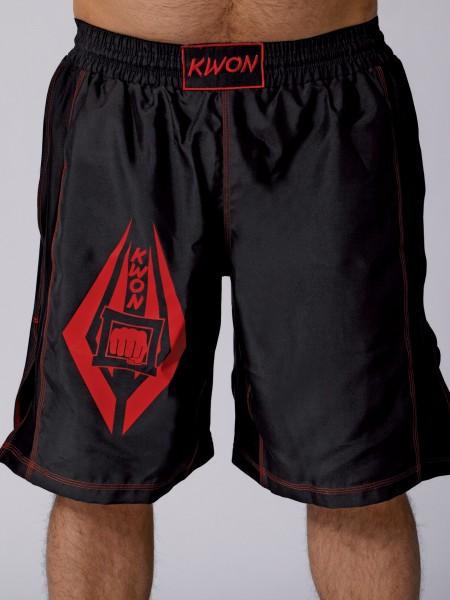Shorts / Hose Freefight MMA schwarz by Kwon
