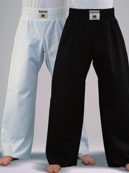 Hose / Kick Pants mit Boxerbund weiß und schwarz