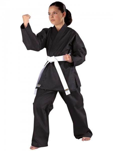 Karateanzug Shadow schwarz