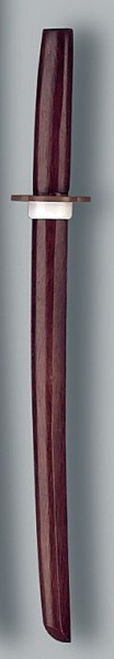 Samurai-Schwert, rote Eiche by Kwon