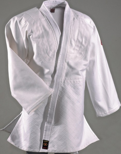 Randori Judo Jacke, weiß by Danrho