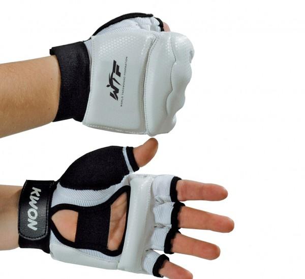 Taekwondo Handschutz WTF weiß by Kwon - Größe: M
