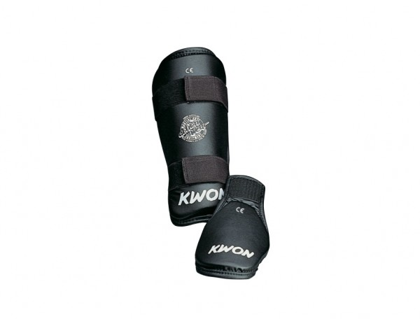 Schienbeinschützer mit Spannschutz Select CE by Kwon