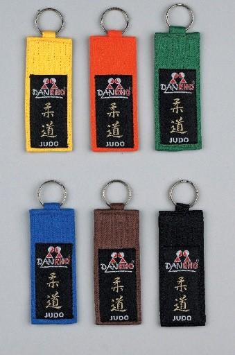 Schlüsselanhänger Kyu-Grade JUDO