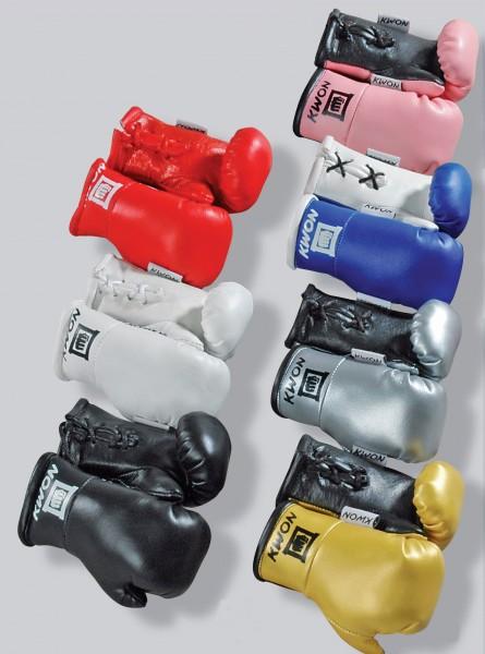 Mini Boxhandschuhe Leder in 7 Farben by Kwon