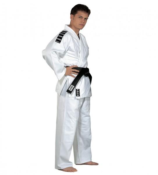 Judoanzug Training mit Schulterstreifen by Kwon
