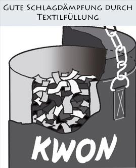 Boxsack Textilfuellung